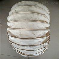 自定耐磨帆布除塵伸縮布袋廠家定做價