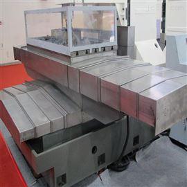 CNC机床钢板防护罩制造商