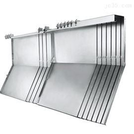 立式加工中心钢板防护罩生产商