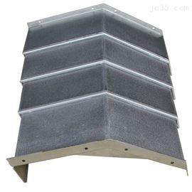 卧式加工中心钢板防护罩定做