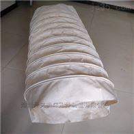水泥厂卸料口输送帆布布袋加工