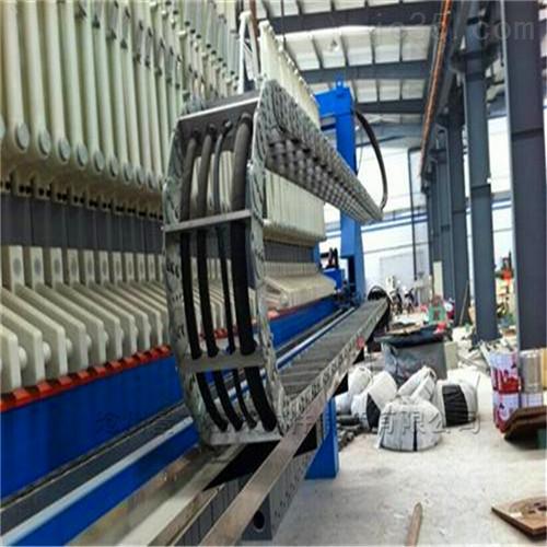 钢制电缆拖链性能稳定广受好评
