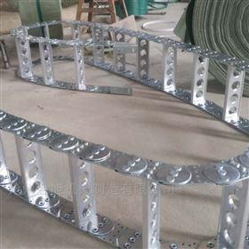 DLMA辊压机冷却水管钢制电缆拖链