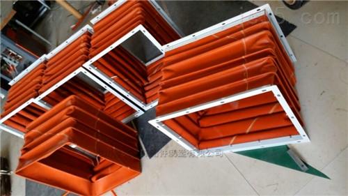 化工机械设备防腐蚀高温通风口软连接生产