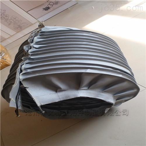 耐温拉链式油缸伸缩防尘罩畅销全国