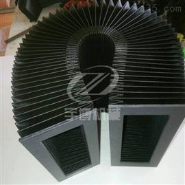 生产设计舞台升降机风琴式方型保护罩