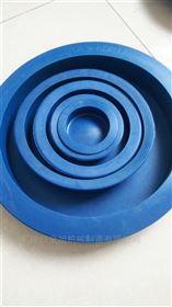 钢制法兰塑料管帽