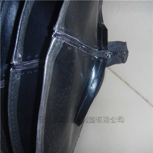 耐高温阻燃丝杠防护罩全面升级