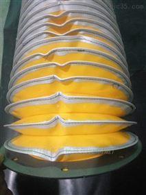 阻燃布缝制丝杠防护罩