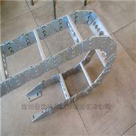 自定天津机械设备穿线钢铝拖链厂家价格