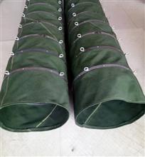 通达公司专业生产帆布通风管软连接
