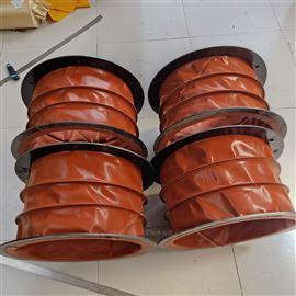 硅胶布防腐蚀风机伸缩软连接厂家