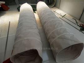 甘肃耐磨帆布水泥输送除尘布袋