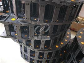 钢厂用工程钢制油管金属拖链