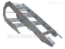 定做钢制电缆保护拖链