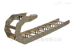 定做桥式穿线钢制拖链