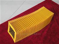 抗老化耐酸碱柔性风琴防护罩