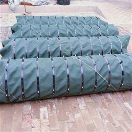 水泥厂耐磨下料口帆布输送布袋