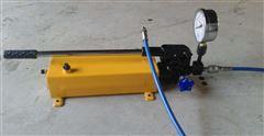 大量供应SYB-160超高压手动油泵