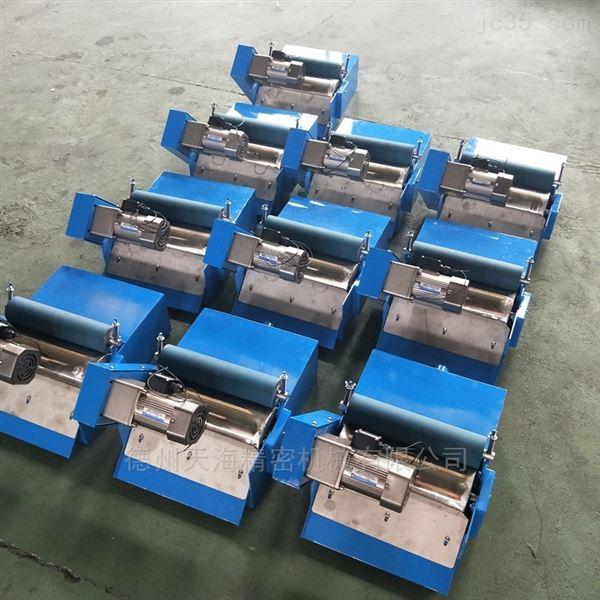 分离率高胶辊式磁性分离器厂家