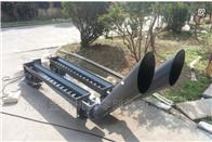 机床螺旋杆耐磨式排屑机