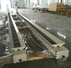 定制链板排屑机加工中心