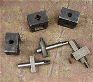 不锈钢镀锌管铝材液压冲孔机圆管方管模具