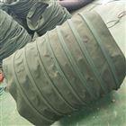 苏州耐磨除尘纯棉帆布伸缩管
