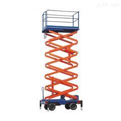 大量供应SJY-0.3-8型车载式高起升液压升降平台