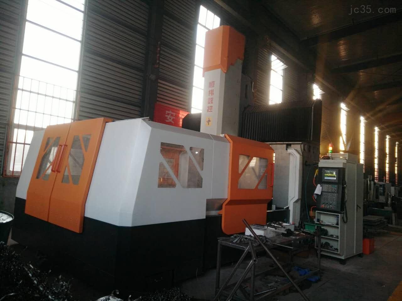 SK4022大型数控龙门铣床厂