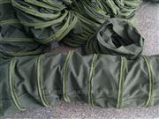 帆布伸缩管山东通达公司专业生产帆布伸缩管