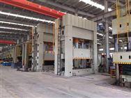 框架伺服成型生产线液压机