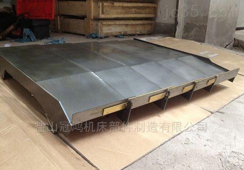数控机床导轨钢板防护罩厂家