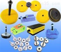 厂家直销各种系列垫铁 圆形橡胶减震垫等