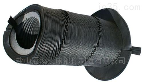 南京圆筒式丝杠防护罩