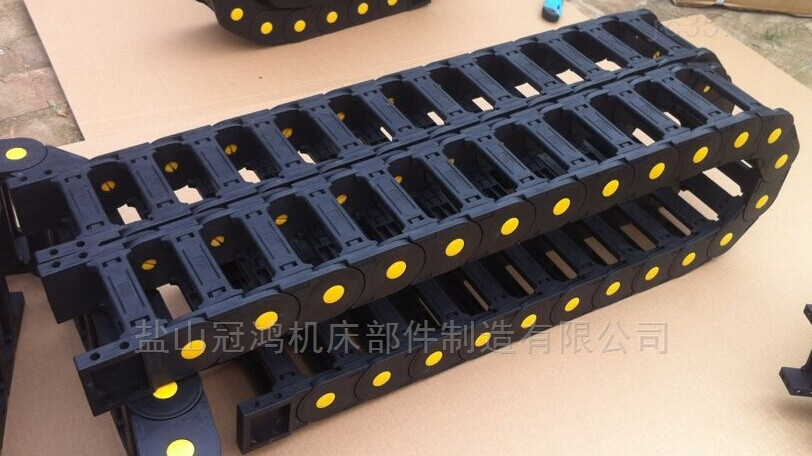 TLP-2桥式塑料电缆拖链