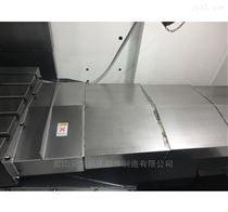 定制机床导轨钢板防护罩