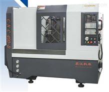 CNC400-D无尾座线轨斜床身数控机床