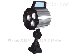 扬州组合机床卤钨灯照明灯