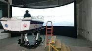 船用模拟六自由度稳定平台 -海浪模拟平台