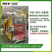 FBY-DFC-H精密双压头四柱油压机