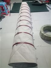 干灰粉散装机伸缩布袋厂家供应