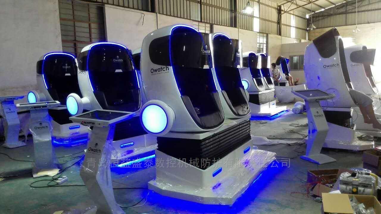 虚拟现实体验设备伸缩风琴防护罩