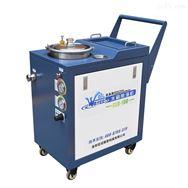 机床用水箱除渣机 移动式切削液过滤机