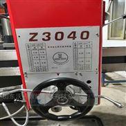 Z3040摇臂钻床自动进刀