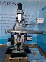 X6332CX6332C炮塔銑床可實現立、臥銑兩種加工功能