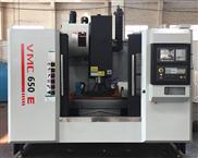 台湾VMC650立式加工中心机床