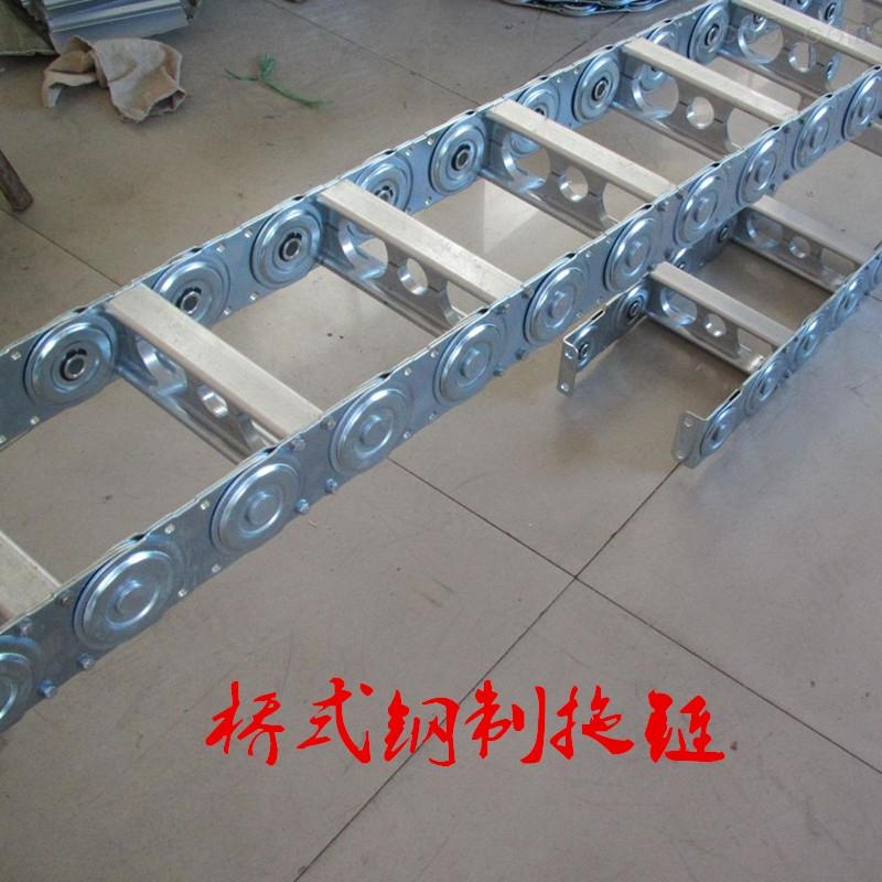 江苏TL125桥式钢制拖链