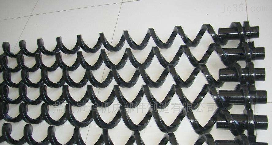 螺旋排屑机卷屑器制造商