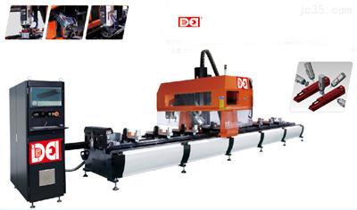MC系列德力四轴型材加工中心